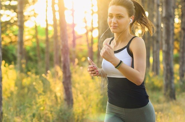 Find balance in your fitness activity