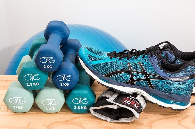 New Year's Fitness Resolution Ideas - running shoes