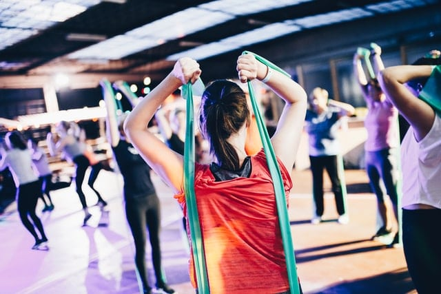 go to the gym at least 3 times a week - New Year's Fitness Resolution Ideas