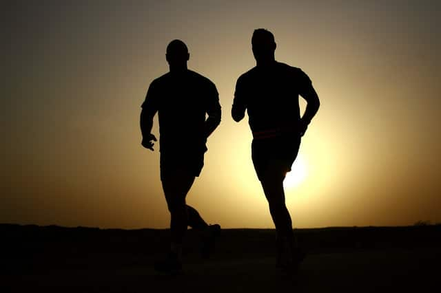 heart healthy runners over 50