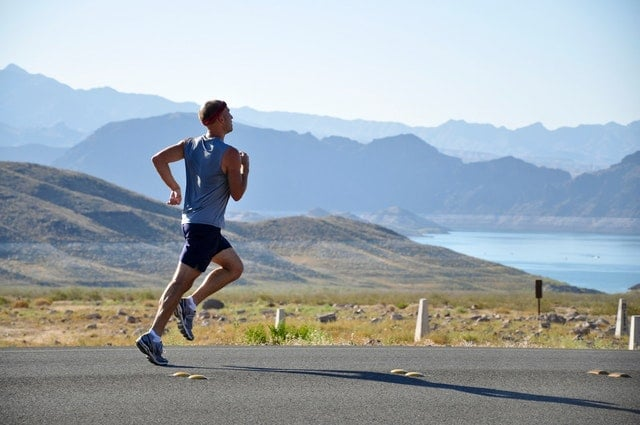 running boosts your metabolism