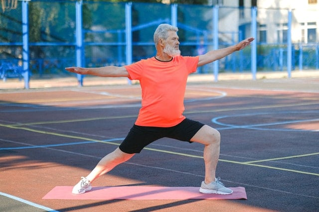 running over 50 strengthens joints