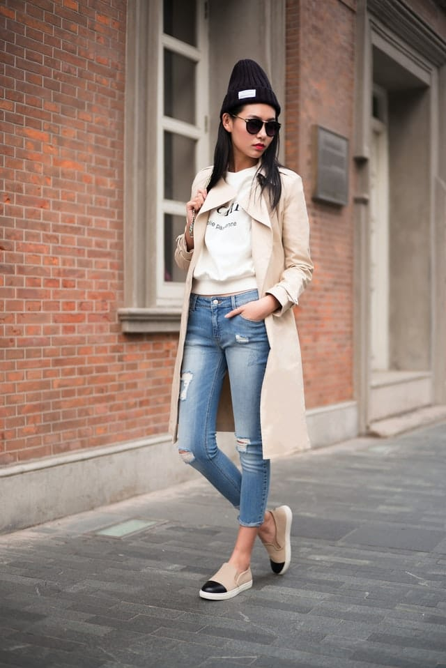 low rise slim crop jeans - what style of jeans are in