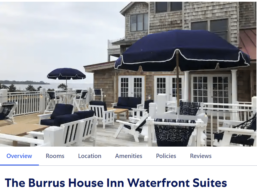 best bed and breakfast outer banks manteo