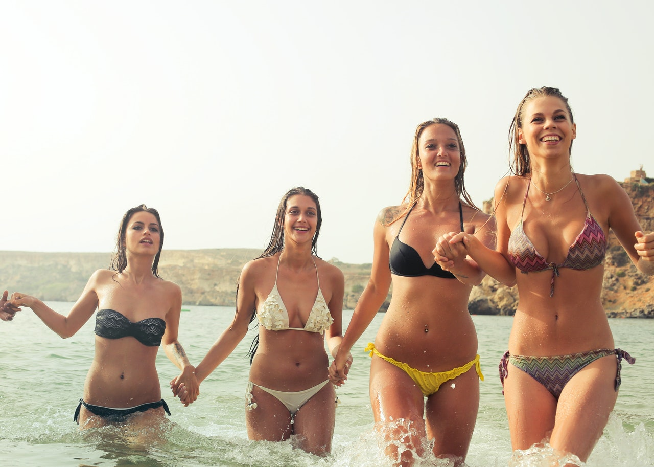 sexy cupshe swimsuits
