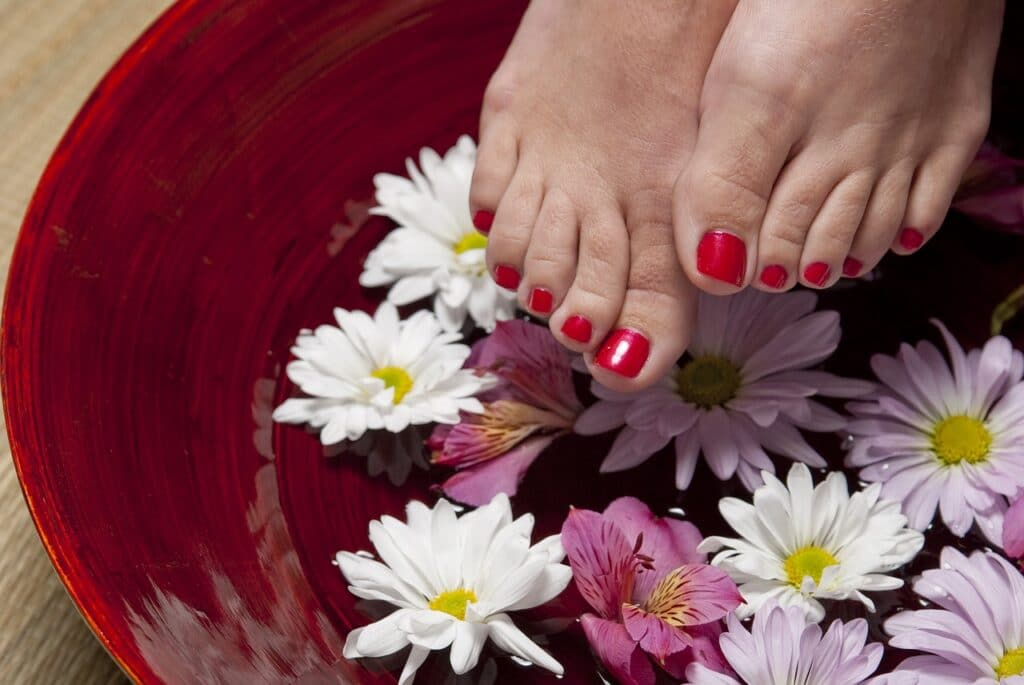 pretty toes, 11 best foot care products for women