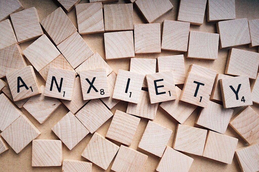 anxiety, fear, stress - Most Effective Over The Counter Medicine for Anxiety and Stress