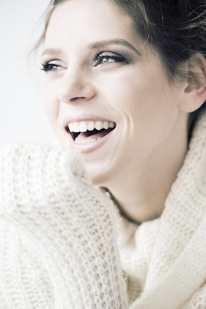 woman, portrait, How To Use Whitening Strips